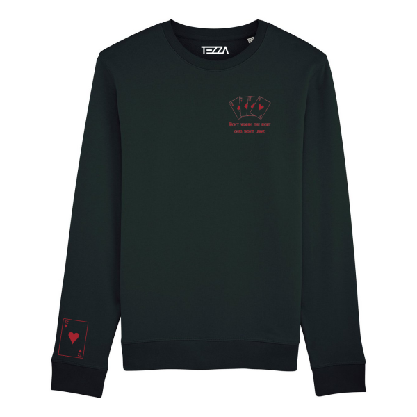 Casino Sweater Black