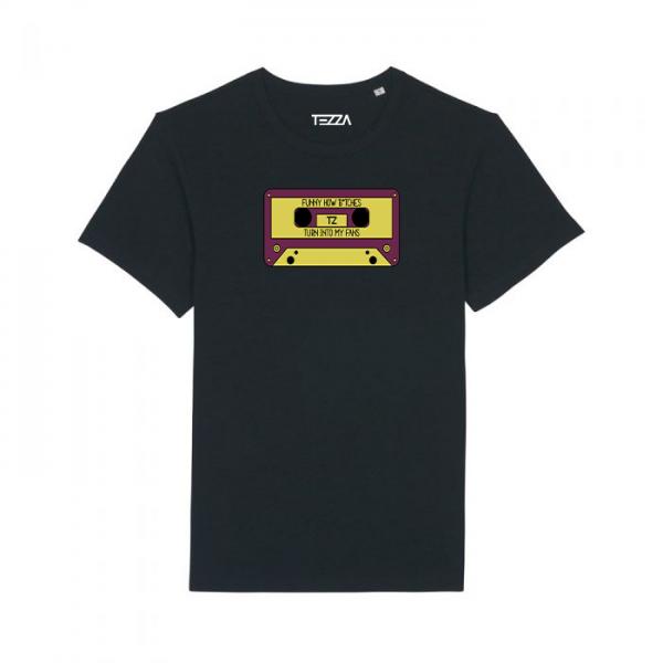 Music T-shirt Black