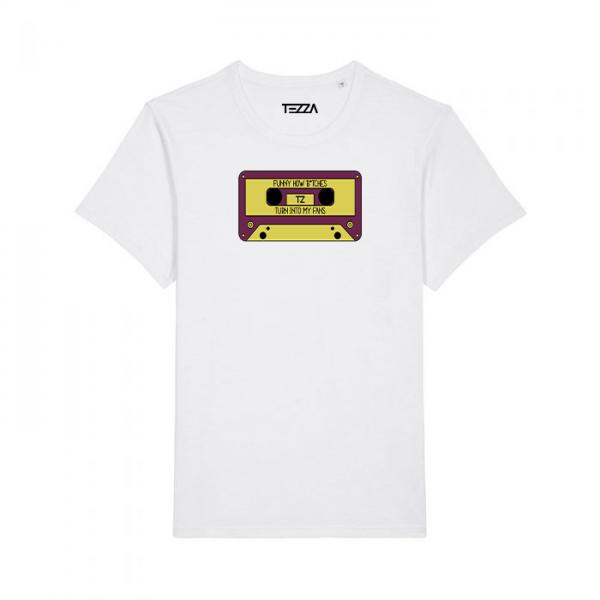 Music T-shirt White