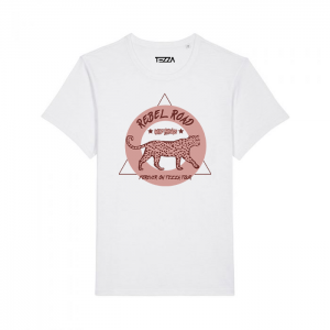 Rebel T-shirt White