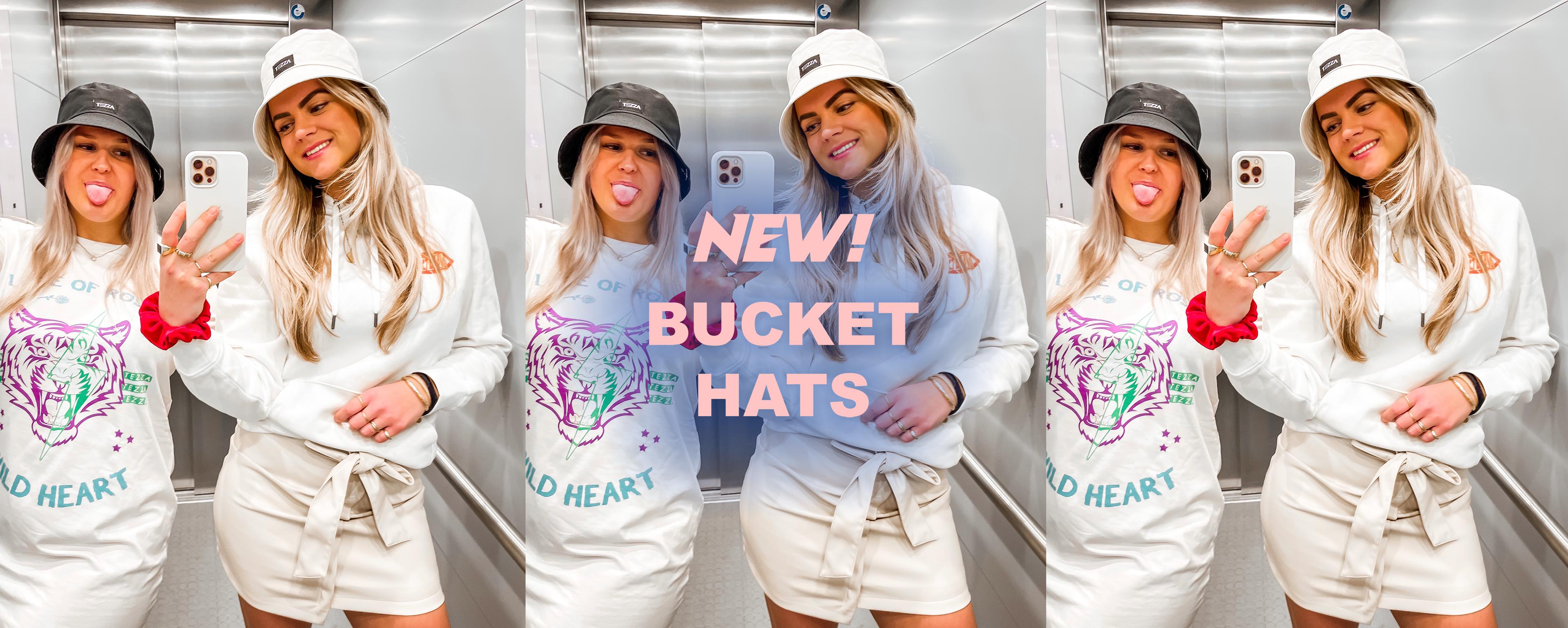 Bucket hats Tezza Fashion