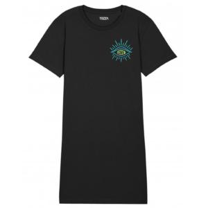 Tezza Trust T-shirt dress black 1