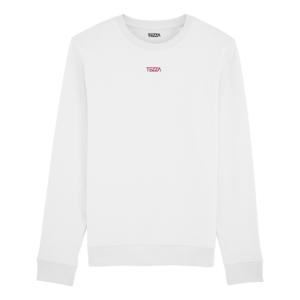Tezza Love Sweater White 1